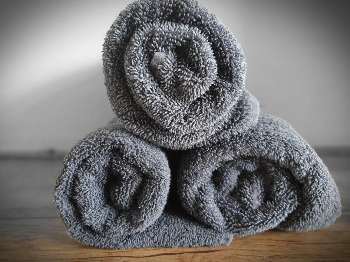 Neem uw handdoek mee