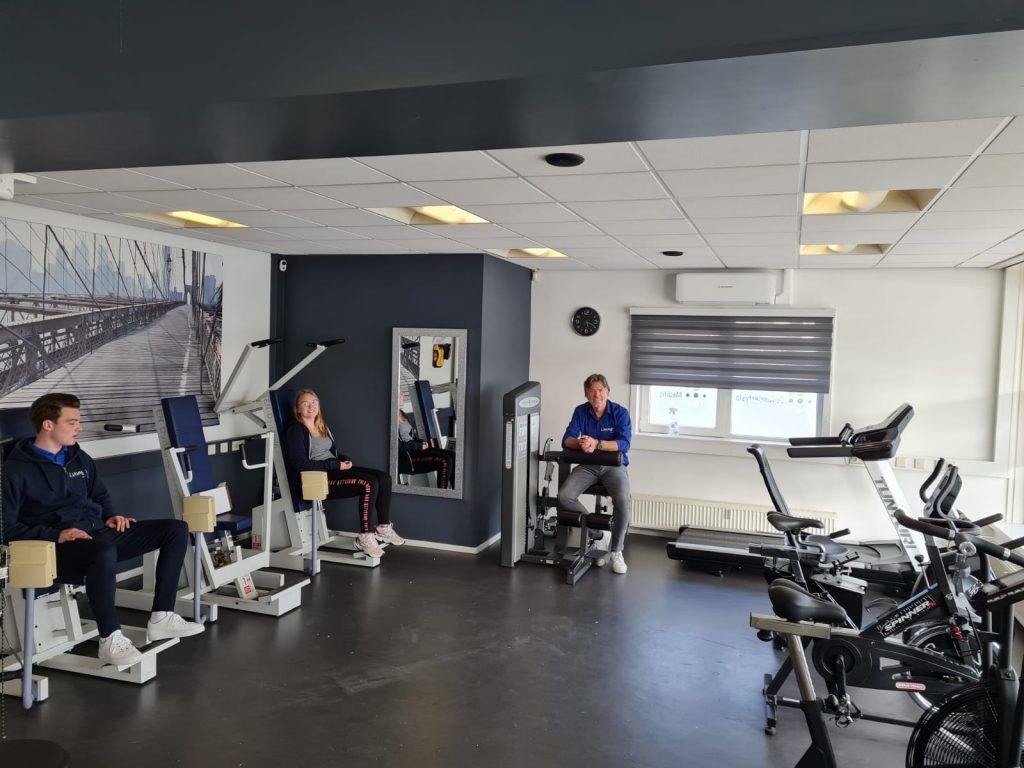 Nieuwe fitnessapparaten in Pernis en Heijplaat