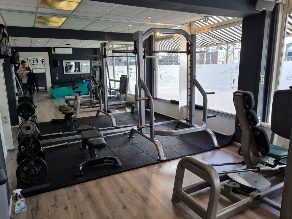 Update fitness Pernis en Heijplaat